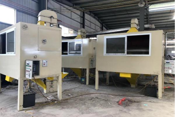 1000kg per hour High Voltage Electrostatic Separation