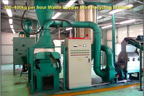 How to Choose Suitable Waste Copper Wire Recycling Machine?
