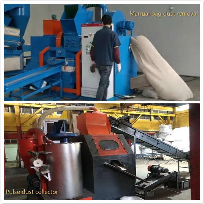 Why choose Sure Origin Group Copper wire recycling machine