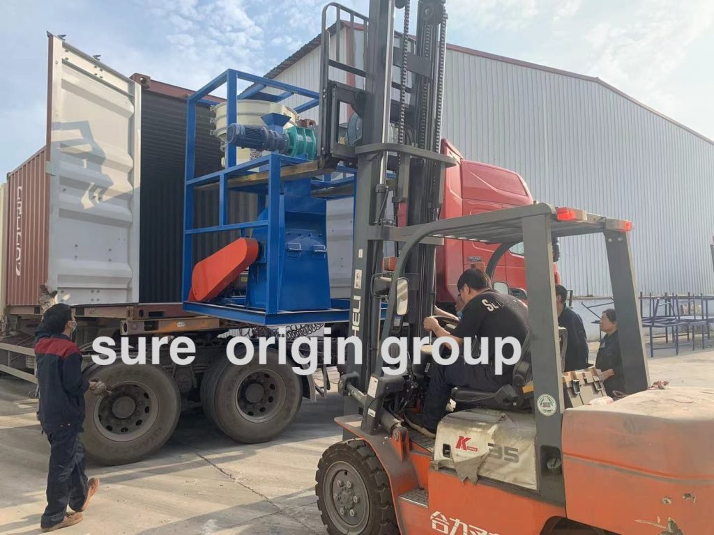 100-200 kg/h PCB Recycling Plant Delivered to Mexico